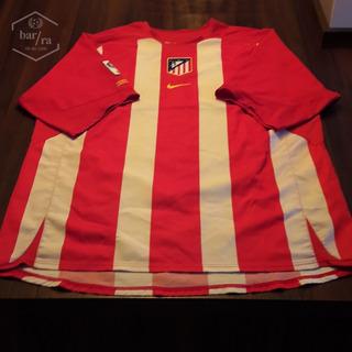 Camiseta Atlético De Madrid - Tamanho 2g