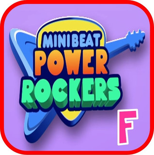 Kit Imprimible Para Tu Fiesta De Mini Beat Power Rockers