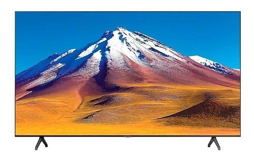 Televisor Samsung 55  Led 4k Smart  Bluetooh Un55tu6900kxzl