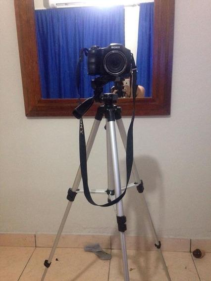 Câmera Sony Semi Profissional