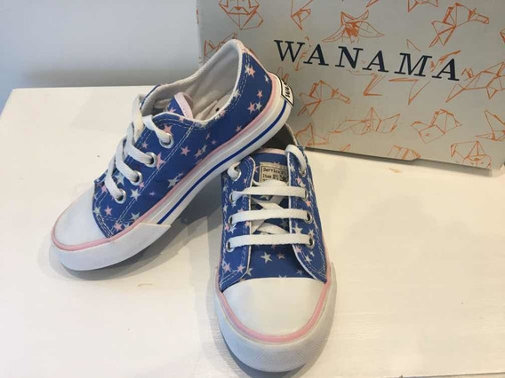 Zapatillas Wanama Girl