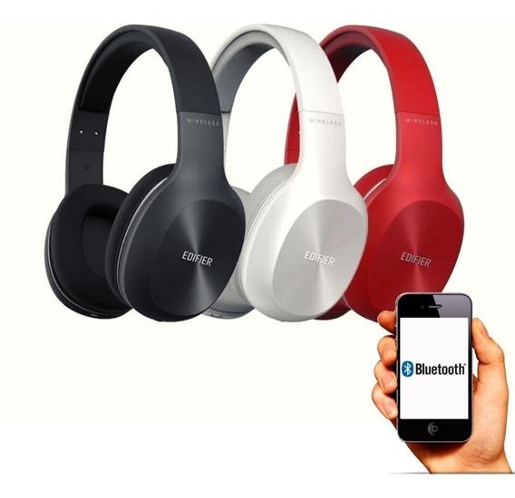 Fone De Ouvido Edifier W800bt Bluetooth - Nota Fiscal E Gtia