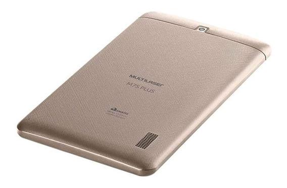 Tablet M7s Plus Quad Core 8g Dourado Multilaser Unidade