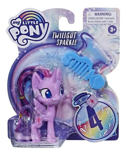 Imagem 1 de 2 de My Little Pony Twilight Sparkle - Mini Figura - Hasbro E9153