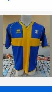 Camiseta Parma Errea Bandera Sueca Boca