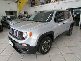 Jeep Renegade 1.8 16v Flex Custom 4p Manual