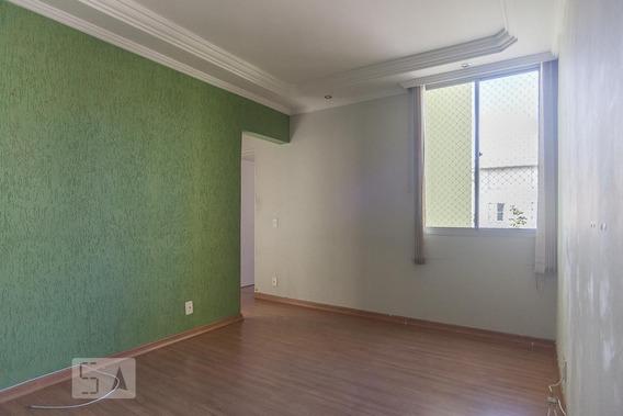 Apartamento No 2º Andar Com 2 Dormitórios E 1 Garagem - Id: 892942979 - 242979