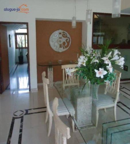 Casa Com 4 Dormitórios À Venda, 450 M² Por R$ 2.000.000,00 - Urbanova - São José Dos Campos/sp - Ca1854