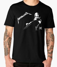 Ropa Barata De Rock Playeras Metallica Playeras Heavys