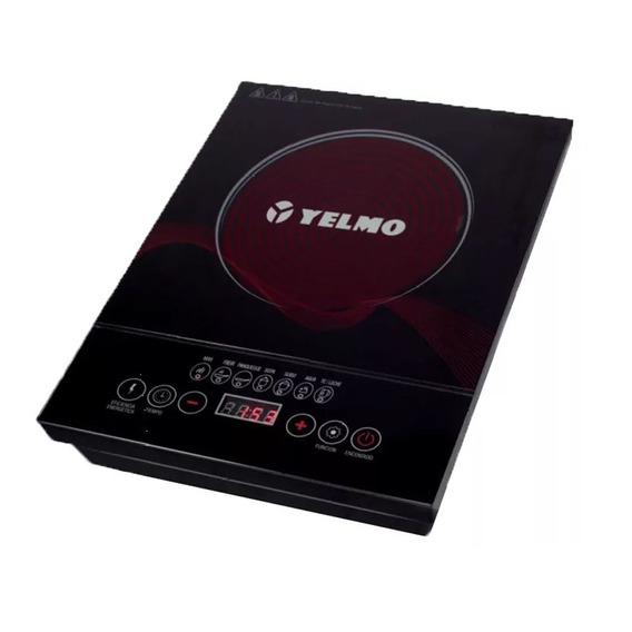 Yelmo An9901 Anafe Infrorrojo Vitroceramico Digital Led Lcd