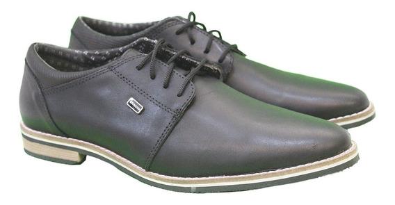 Zapato Vestir Cuero Hombre Acordonado Art 172. Marca Bando