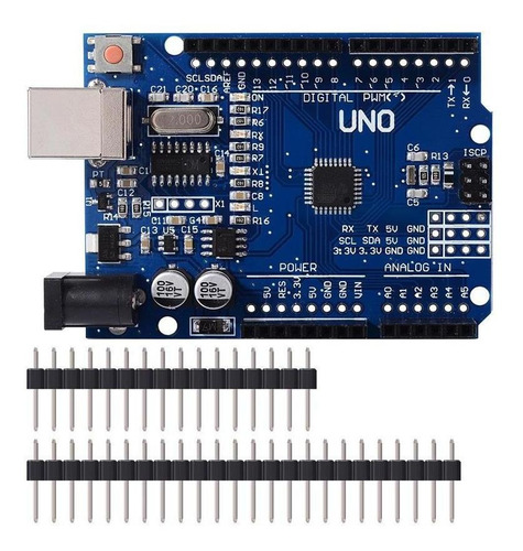 Uno Ch340  C/cab.usb Compatible Arduino