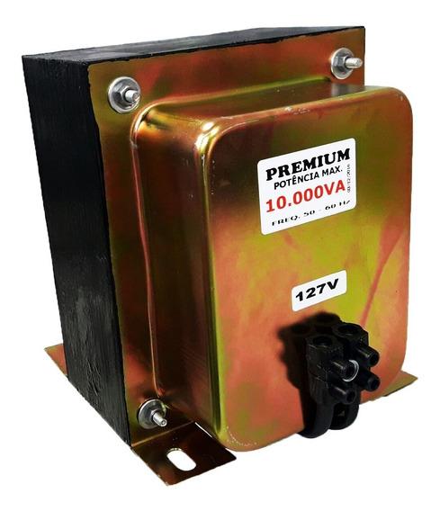 Auto Transformador Fiolux Premium 10000va 12x S/ Juros