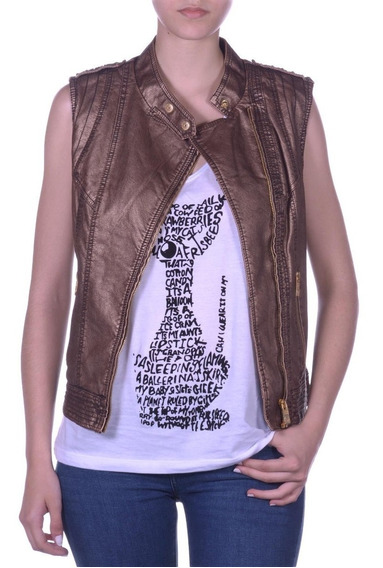 Chaleco Saco Mujer Lee Cooper