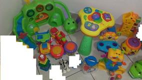 Lote Brinquedo Fisher Price Leia O Anuncio Valor Simbolico