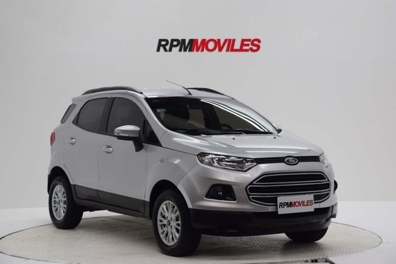 Ford Ecosport 1.6 Se 110cv 4x2 2016 Rpm Moviles