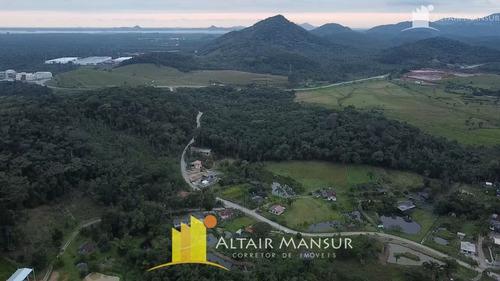 Imagem 1 de 23 de Excelente Área Com Chácaras E Açudes À Venda Em Itapoá, Santa Catarina - 3500