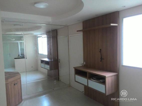 Lindo Apartamento No Cond. Piazza Brasile - Ap0994