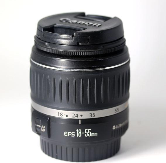 Lente Canon 18-55mm Com Defeito