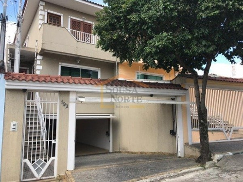 Sobrado, Venda, Tucuruvi, Sao Paulo - 12834 - V-12834