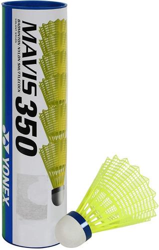 Badminton Volantes Yonex  350 Azul