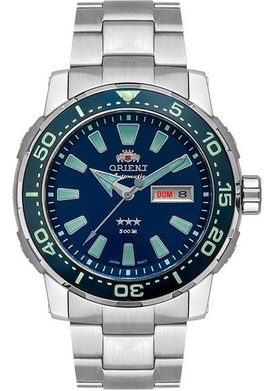 Relógio Orient Automático Ed.limitada F49tt001 D1gx C/ Nf-e