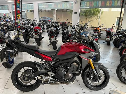 Honda Mt 09 Tracer