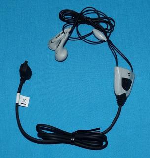 Audifonos Para Celular Nokia Hds 3 Original Nuevo Sin Uso