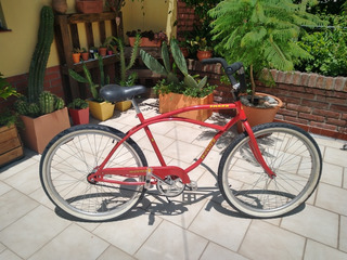 Bicicleta Playera Wonder Rodado 26.