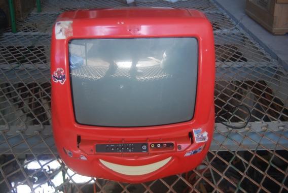 Tv 14 Do Relampago Macquen Carros Sem Funcionar.