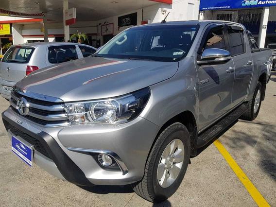 Hilux Srv Cd 2017/2017 4x4 Diesel