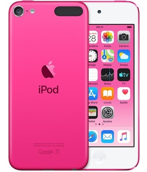 iPod Touch 6 Rosa 128 Gb
