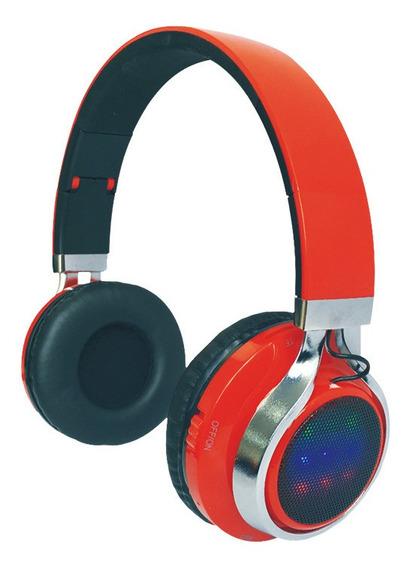 Gules Headset Bluetooth Fone De Ouvido Movimento Som Sem Fon