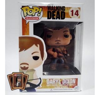 Funko Pop Daryl Dyxon #14 - Miltienda - The Walking Dead