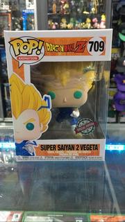 Funko Pop! Super Saiyan 2 Vegeta #709
