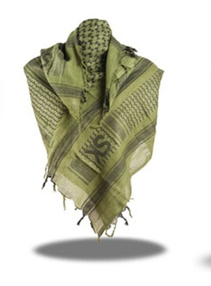Shemagh Tactical And Military Scarve Original Sk7 By 707.