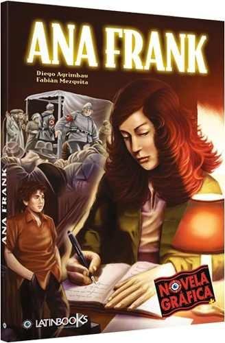 Novelas Graficas +: Ana Frank Nice