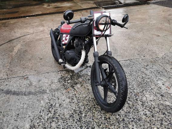 Cafe Racer Suzuki Gn125