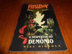 Hq Hellboy O Despertar Do Demônio.