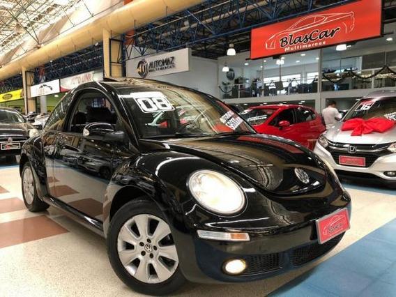 Volkswagen New Beetle 2.0 Automático Com Teto