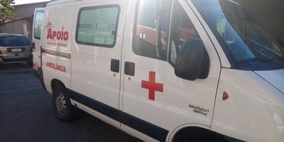 Locação De Ambulância Simples E Uti Para Remoção E Eventos.