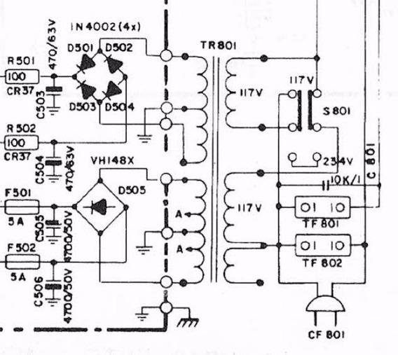 Esquema Eletrônico Amplificador Gradiente 166 Super A Em Pdf