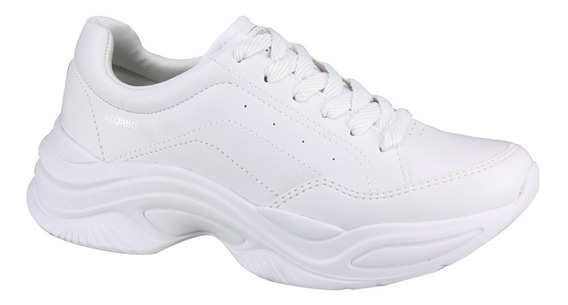 Tênis Feminino Azaleia 959/516 - Branco