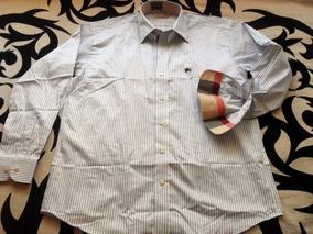 Liquido Camisas Burberry Originales, Quedan Las Ultimas!!