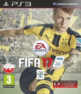 Fifa 17 Edicion Legado Español Latino - Mza Games Ps3