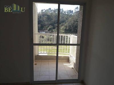 Apartamento Com 2 Dormitórios Para Alugar, 47 M² Por R$ 650/mês - Residencial São Luis - Francisco Morato/sp - Ap0076