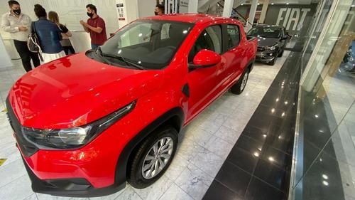 Fiat Strada Endurance Entrega A Todo El Pais Tomo Usado F1