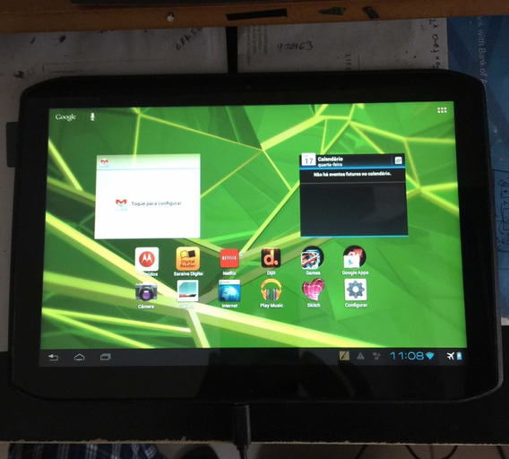 Motorola Xoom 2 Mz616 3g + Wifi 32gb + Microsd Android Apar