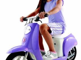 Moto Eléctrica Para Niña De 14
