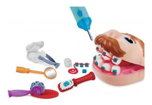 Imagen 1 de 7 de Juego De Masas Mi Primer Consultorio De Dentista Love 8001